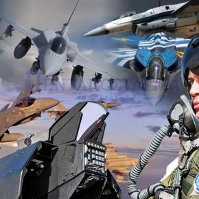 Στέφανος Καραβίδας στο Πενταπόσταγμα: »Οι Τούρκοι πιλότοι μαςφοβούνται»