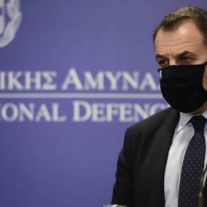 Νίκος Παναγιωτόπουλος: Αντιμετώπιση απειλών, εξοπλιστική ενίσχυση, προσφορά στηνΚοινωνία
