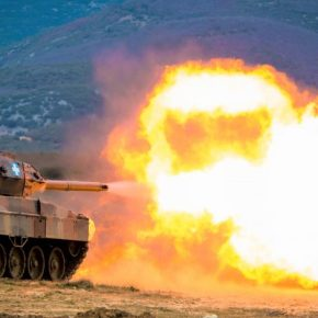 THRACIAN COOPERATION 2021 και τα πυρομαχικά 120 mmαρμάτων