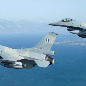 Τα ελληνικά F-16 «σκέπασαν» το Καστελόριζο την 25η Μαρτίου – Εικόνες,βίντεο