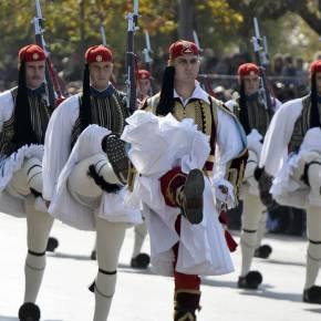 25η Μαρτίου: Όλα όσα θα δούμε σήμερα στην Αθήνα – Η λαμπρή παρέλαση, οι συμβολισμοί και ταμηνύματα