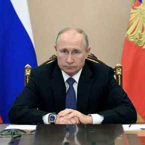 Μήνυμα Πούτιν για την 25η Μαρτίου: »Αποδίδουμε πολύ μεγάλη σημασία στις σχέσεις με τηνΕλλάδα»