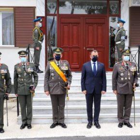 Τελετές Παράδοσης – Παραλαβής σε Γ΄, Δ΄ Σώμα Στρατού και 1ηΣτρατιά