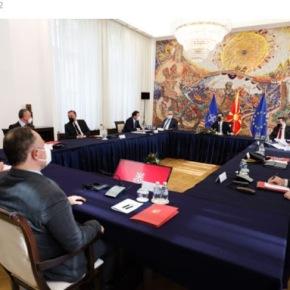 Σκόπια: Το συμβούλιο ασφαλείας της χώρας συνεδρίασε για τις στρατηγικές προμήθειες στοΣτρατό