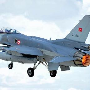 Eικόνες διάλυσης στη τουρκική ΠΑ: Έχουν γεράσει τα F-16 τους -Δυτικό ΜΜΕ »καταρρίπτει» την τουρκική πολεμικήαεροπορία