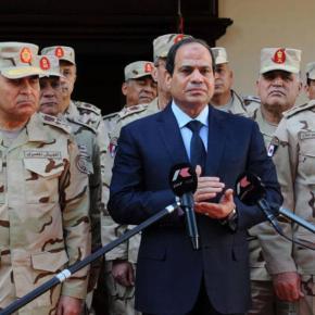Οι δέκα αιγυπτιακοί όροι προς την Τουρκία: »Σεβασμός της ελληνικήκυριαρχίας»