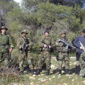Οι Εθνοφύλακες του Έβρου τις επόμενες ημέρες παραδίδουν τα όπλατους