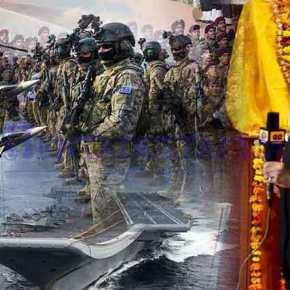 Ινδός στρατηγός στο Πενταπόσταγμα: »Ελλάδα & Αθήνα να συνεργαστούνστρατιωτικά»
