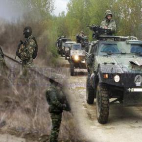 Τούρκοι στρατοχωροφύλακες »ανοίγουν» τα περάσματα στονΈβρο