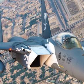 Στην 115 ΠΜ τα έξι F-15 της Σαουδικής Αραβίας – Ηχηρό μήνυμα από τηΣούδα