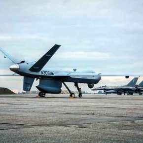 """Εκπλήξεις και δύσκολα σενάρια με νέα «asset» στον Ηνίοχο"""": Μη Επανδρωμένο Αεροσκάφος MQ-9 και Ιπτάμενατάνκερ"""