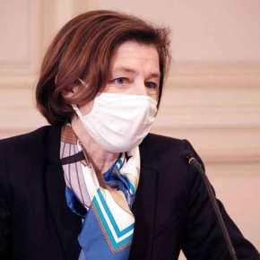 Η υπουργός Άμυνας της Γαλλίας αντί του Μακρόν στην Αθήνα για την παρέλαση της 25ηςΜαρτίου