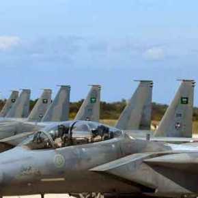 Στο «οχυρό» της Κρήτης χτίζονται συμμαχίες με τα F-15 της Σαουδικής Αραβίας: Πετούν εκεί που πονάει ηΆγκυρα