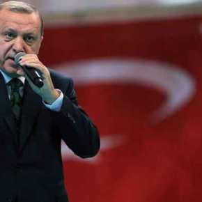 «Ευχές» Ερντογάν στην Πρόεδρο της Δημοκρατίας με αφορμή την επέτειο τηςΕπανάστασης