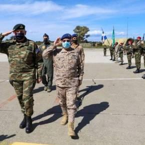 Στα… κάγκελα ο Ερντογάν: Σαουδάραβες και Γάλλοι αρχηγοί στρατιωτικών επιτελείων στηνΕλλάδα