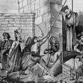Διακόσια χρόνια κλειστή η «Πύλη της Κρεμάλας» στην Κωνσταντινούπολη