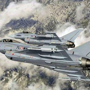 Ενημέρωση ΥΠΕΘΑ από την Αυστρία για διαθεσιμότητα 15 μεταχειρισμένωνEurofighter