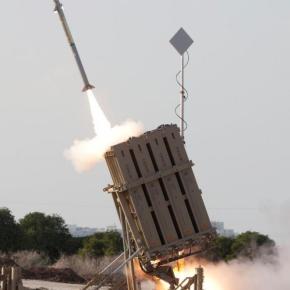 Αντιαεροπορική »ασπίδα» σε Αιγαίο και Έβρο: Λύση »IRON DOME» από το Ισραήλ;Τυχαίο ή όχι, το Ισραήλ ανακοίνωσε σήμερα ότι το σύστημα αεροπορικής άμυνας «Iron Dome» δοκιμάστηκε σε μια σειρά από σύνθετασενάρια