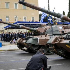 Λύθηκε η παρεξήγηση με Μόσχα: Ο Πούτιν στέλνει τον Ρώσο Πρωθυπουργό παρέλαση για τα 200χρόνια