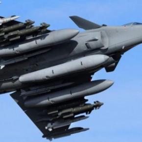 Πλήρης επιχειρησιακή ικανότητα για το πρώτο γαλλικό RafaleF3-R