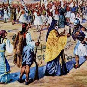 Το 1821 των Ελλήνων και όχι τουψευτο-Ρωμαϊκού