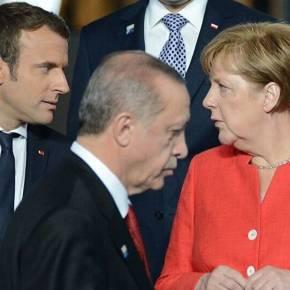 Γιατί μας αγάπησε ξαφνικά η Μέρκελ; Η επίθεση στον Ερντογάν, οι φρεγάτες και το «μπλόκο» στηΓαλλία