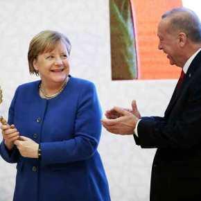 """""""Πράσινο φως"""" από τη Μέρκελ για να πάρει κι άλλο ευρωπαϊκό χρήμα ηΤουρκία!"""