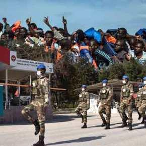 Οι Τούρκοι εκπαιδεύουν Σομαλούς καταδρομείς – Είχε αποκαλυφθεί σχέδιο μεταφοράς 2.500 Σομαλών «μεταναστών» στηνΕλλάδα