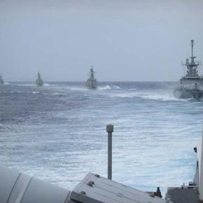 Διαταγή απόπλου στον Ελληνικό Στόλο: Σε εξέλιξη η »ΓαλάζιαΠατρίδα»