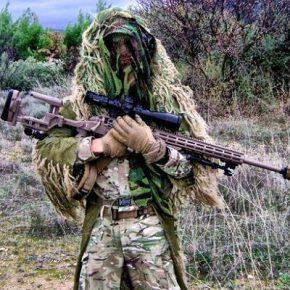 """Τυφέκια SSG M1 από την αυστριακή Steyr Mannlicher """"ενδιάμεση λύση"""" για τις ελληνικές δυνάμεις ειδικώνεπιχειρήσεων"""
