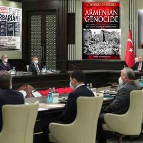 Επιθετική ανακοίνωση του Συμβουλίου Ασφαλείας της Τουρκίας κατά Ελλάδας! Θα πάει ο Δένδιας στηνΆγκυρα;