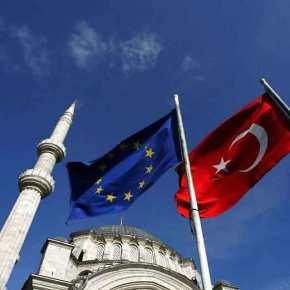 """Έκθεση """"χάδι"""" για την Τουρκία από την ΕΕ κρίνεται """"θετική και ισορροπημένη"""" από τηνΕλλάδα!"""