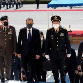 Σύγκρουση δυνάμεων στην Ελλάδα: Επίσκεψη-»αστραπή» του ΚινέζουΥΠΑΜ