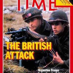 Μια ματιά στον πόλεμο των Φώκλαντ από την πλευρά του Αργεντίνου περιοδικού GENTE τηςεποχής