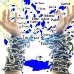 «Ελευθερώστε» τα νησιά του Αιγαίουμας