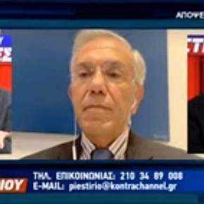 """Βαληνάκης: """"Υπάρχουν ακόμη οπαδοί του Σημιτισμού στα Ελληνοτουρκικά – Σχέδιο Αναν –Ελσίνκι"""""""