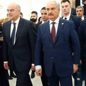 Κίνηση-ματ Χαφτάρ: Κατεβαίνει υποψήφιος πρόεδρος στηνΛιβύη