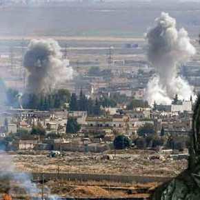 Κούρδοι: «Οι Τούρκοι βομβαρδίζουν με χημικά το βόρειοΙράκ»