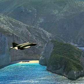 Πτήση Α/ΓΕΑ με μαχητικό F-4E PhantomΙΙ