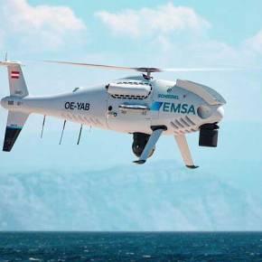 Ρουμανία και Βουλγαρία αξιοποιούν ευρωπαϊκά drones για ναυτικήεπιτήρηση