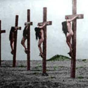 «Οι σταυρωμένες Αρμένισσες» -Τα βασανιστήρια χωρίς έλεος τωνΤούρκων!