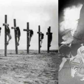 Γενοκτονία Αρμενίων: Η φρικιαστική εξόντωση ενός λαού που η Τουρκία θέλει ναξεχάσουμε