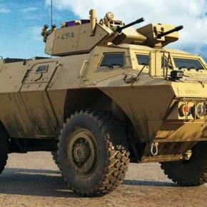 «Αρματώνονται» ο Έβρος και νησιά: 900 «Μ1117 Guardian» θωρακισμέναοχήματα