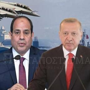 Η Τουρκία δέχεται τους όρους της Αιγύπτου: »Θα αποσύρουμε στρατό & μισθοφόρους από τηνΛιβύη»
