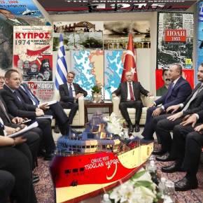 Αναγκαία η άμεση διακοπή των διερευνητικών επαφών με τηνΤουρκία