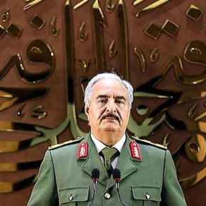 Μπλόκο Χαφτάρ στο φιλότουρκο Λίβυοπρωθυπουργό