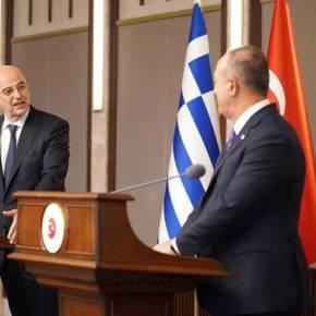 Ελληνοτουρκικά: Μετά τη συνάντηση Δένδια – Τσαβούσογλουτι;