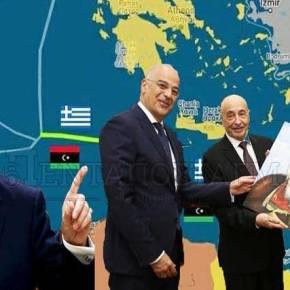 Σύγκρουση Ελλάδας-Τουρκίας στην Λιβύη – Βεγγάζη: »Θέλουμε συνεργασία με τηνΑθήνα»