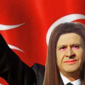 Ν.Μπαχτσελί: «Η άσκηση «Ηνίοχος» παραβιάζει τον εναέριο χώρο τηςΤουρκίας»