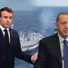 Ο Μακρόν »έσκισε» το τουρκολιβυκό»μνημόνιο»